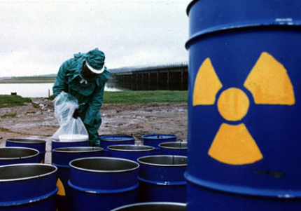 Radioactive Waste…… (1/3)