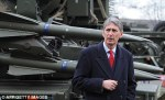 Philip Hammond & Some Bombs
