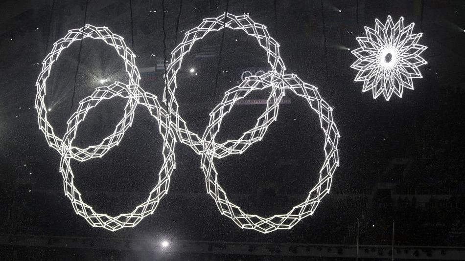 Putin's Olympic Shame…… (1/4)