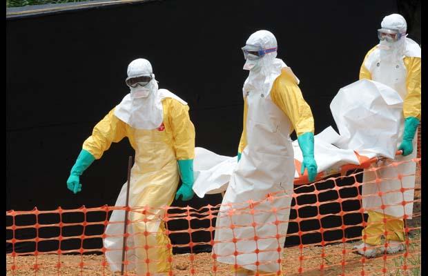 Ebola - Epidemics and Academics...... (3/4)
